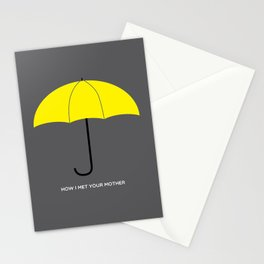 HIMYM - The Mother Stationery Cards
