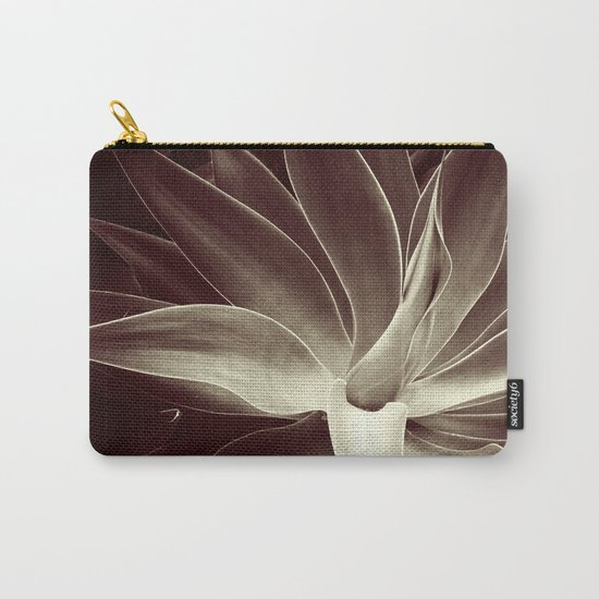 mocha java agave Carry-All Pouch