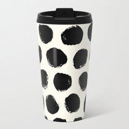 Urban Polka Dots Travel Mug