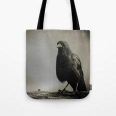 RAVEN PORTRAIT Tote Bag