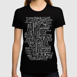 Horns B&W T-shirt