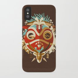 The Days of Gods and Demons iPhone Case