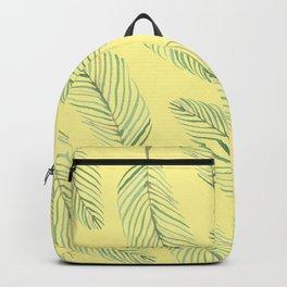 Brazilian Summer Palms Backpack