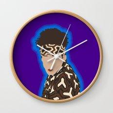 Derek Zoolander Wall Clock