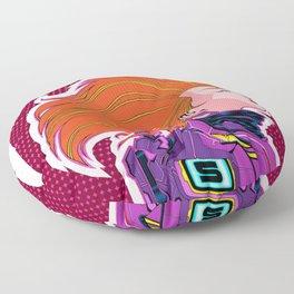 Imaginaut: MAGENTA Floor Pillow