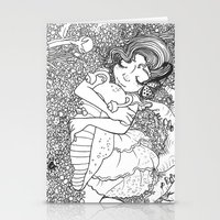 dreamer Stationery Cards featuring Dreamer by KadetKat