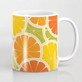 Orange, lemon and grapefruit Coffee Mug