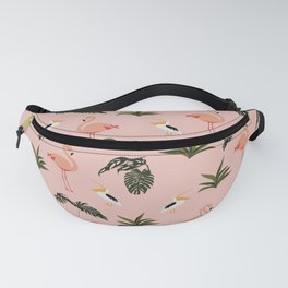 Tropical Party Fanny Pack