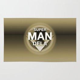 SuperMANDELA Light Rug