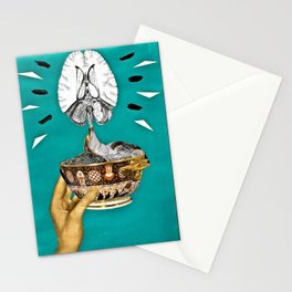 No means to pay the gift back. . .  Stationery Cards