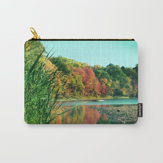 Changing Reflection Carry-All Pouch