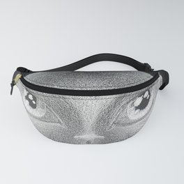 Silver Girl Fanny Pack