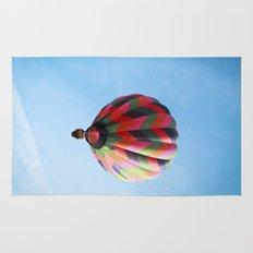 Lighter Than Air - Balloon  Rug