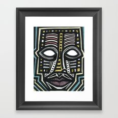 The Energy Within a Thought Framed Art Print