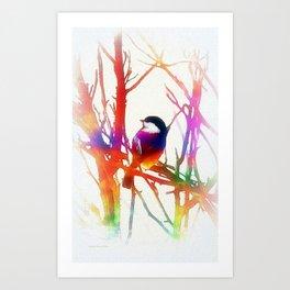 Color VII Art Print