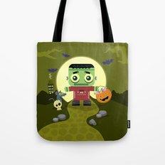 Frankie goes to Halloween Tote Bag