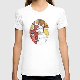 Girl & Wolf T-shirt