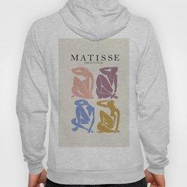 Matisse nude woman pastel hues Hoody