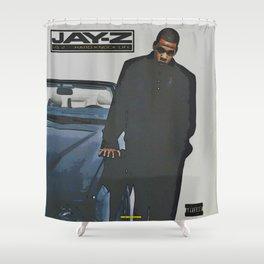 Hard knock life album Shower Curtain
