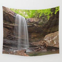 Cucumber Falls Wall Tapestry