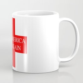 Make America Safe Again.Virus combat. Stay Home. Coffee Mug