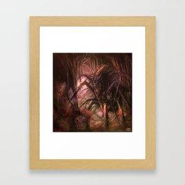 The 7th Stratum Framed Art Print