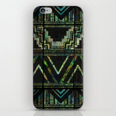 Pride Of The Natives iPhone & iPod Skin