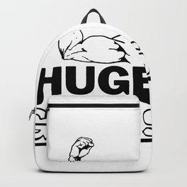 Huge Underlined Gains Backpack