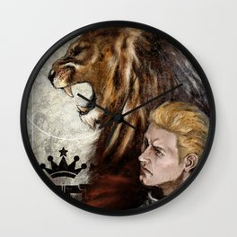 Dragon Age Inquisition - Cullen - Fortitude Wall Clock