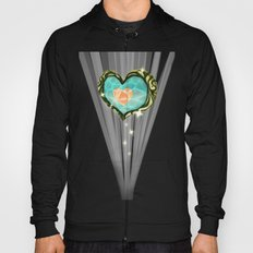 Heart Container  Hoody