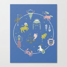 Strange Fortunes: Dreamscape Canvas Print