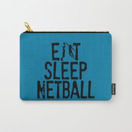Eat Sleep Netball Carry-All Pouch