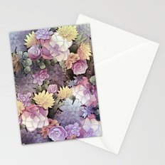 Pastel Nature Stationery Cards