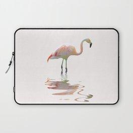 Simply flamingo Laptop Sleeve