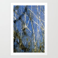 Traumwald 3 Art Print
