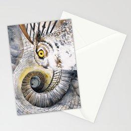 Ocular Labyrinth Stationery Cards