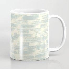 Modern Brush Stroke Coffee Mug