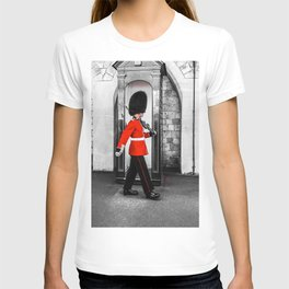 The Queens Red Guard T-shirt
