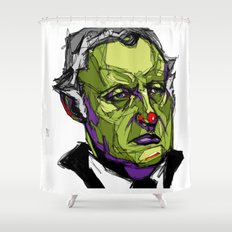 E. Munch Shower Curtain