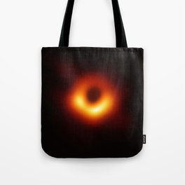 BLACK HOLE - First-Ever Image of a Black Hole Tote Bag