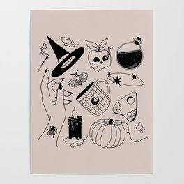 October Mood Poster