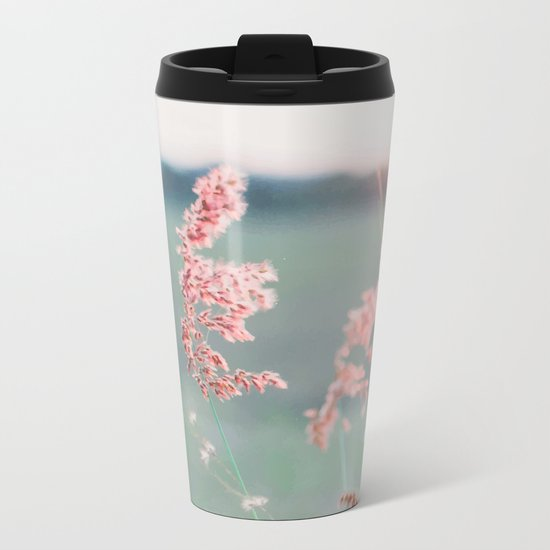 Dance with Air Metal Travel Mug