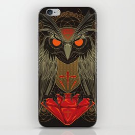 If you seek for diamonds and shiny stuff just look into owls eyes  iPhone Skin