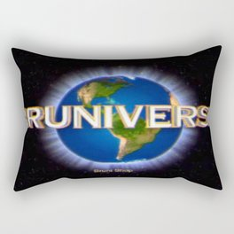 Bruniverse Rectangular Pillow