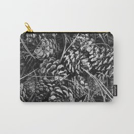 Pine Cone Pileup Carry-All Pouch