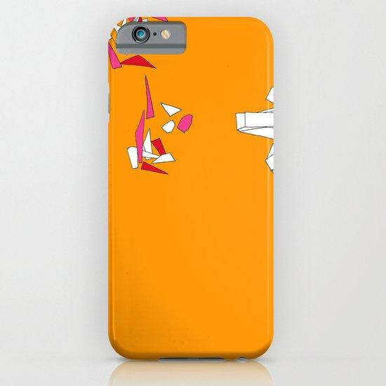 Fragmentation 1 iPhone & iPod Case
