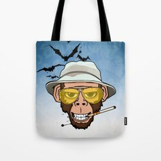 Monkey Business in Las Vegas Tote Bag