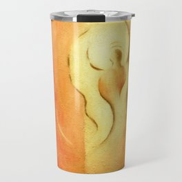 Angel of joy and creativity Travel Mug