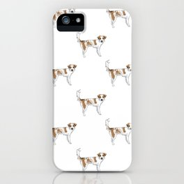 Lunchbox the Dog iPhone Case