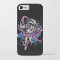 anxiety iPhone & iPod Cases featuring Anxiety by JCMaziu